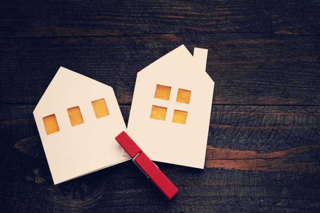 Zabezpieczenie kredytu na dwóch nieruchomościach